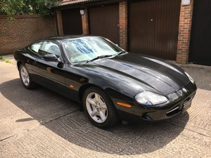 Jaguar XK8 1997 4.0 V8 with only 22064 miles from new!  For Sale