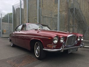 For Sale my 1968 Jaguar 420G For Sale