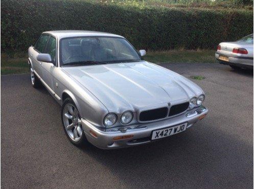2000 Jaguar XJR For Sale (picture 1 of 5)