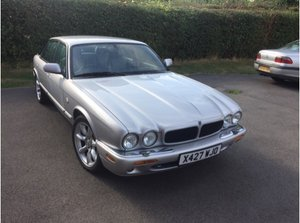 2000 Jaguar XJR For Sale