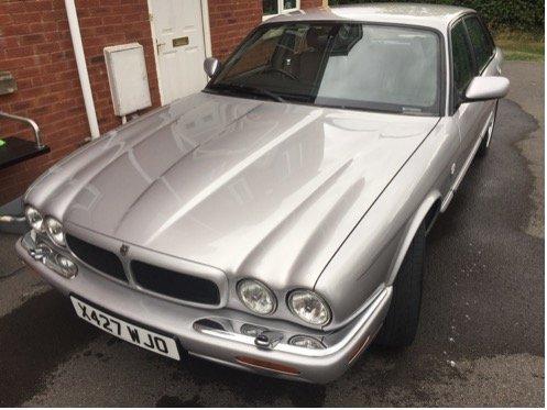 2000 Jaguar XJR For Sale (picture 4 of 5)