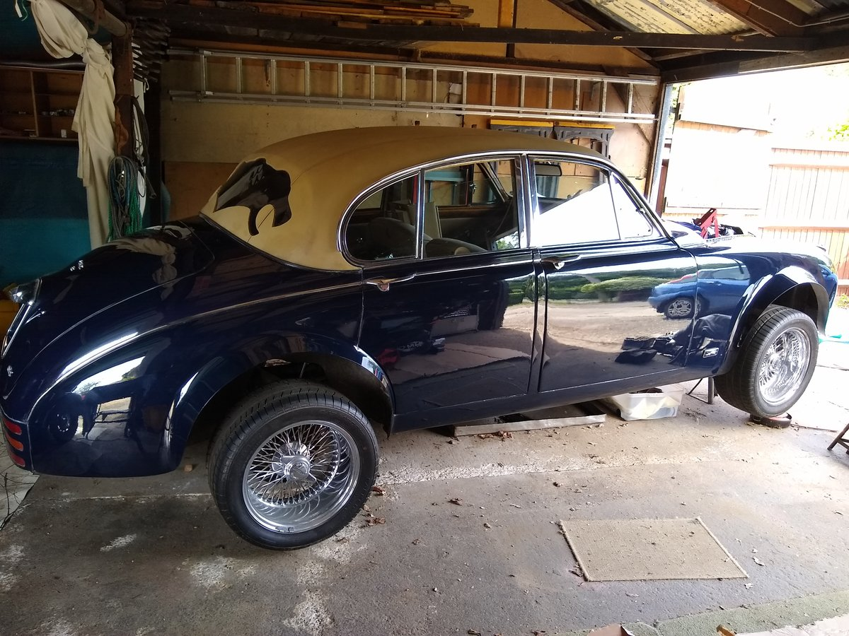 1966 Customised Mark 2 Jaguar 3.8 SOLD (picture 1 of 6)