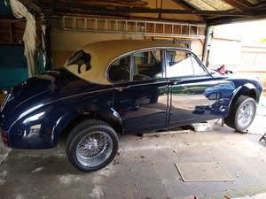 1966 Customised Mark 2 Jaguar 3.8 For Sale