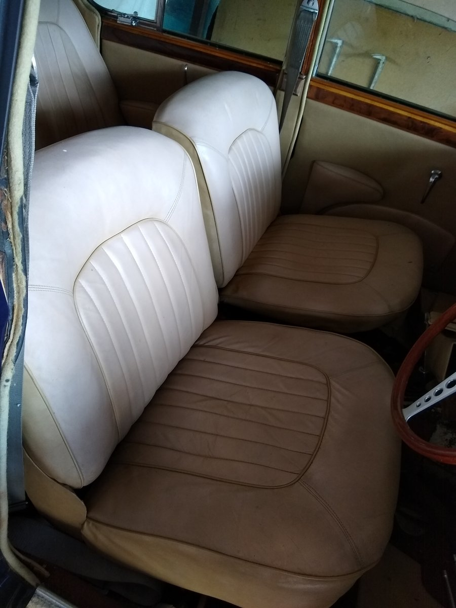 1966 Customised Mark 2 Jaguar 3.8 SOLD (picture 5 of 6)