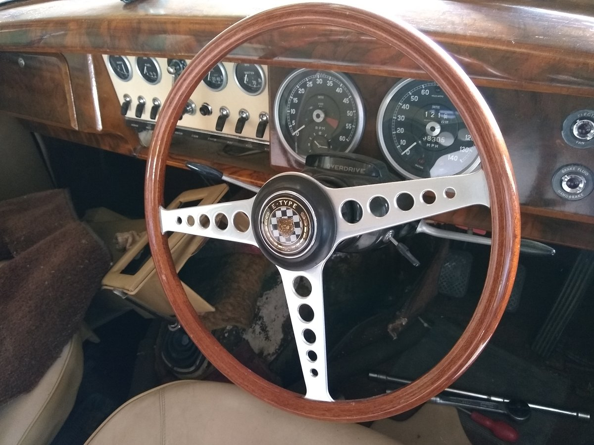 1966 Customised Mark 2 Jaguar 3.8 SOLD (picture 6 of 6)