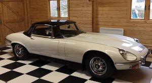 Jaguar Roadster Series 3 E Type 1973  For Sale