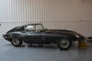 1968 Jaguar E-Type S1.5 Coupe For Sale by Auction