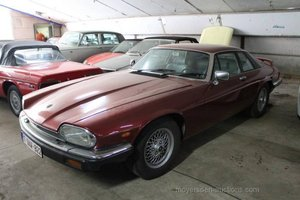 1986 JAGUAR XJS 3.6  For Sale by Auction