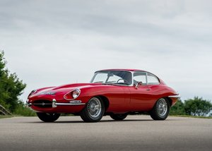 1968 Jaguar E-Type Series I Fixedhead Coup For Sale by Auction