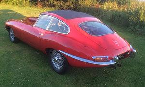 1966 Jaguar E-Type Series 1 Coupe For Sale by Auction