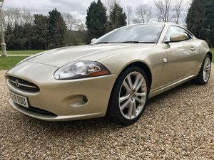 2008 Jaguar XK60 4.2 V8 For Sale by Auction