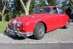 1965 Jaguar MK II 3.8 For Sale by Auction