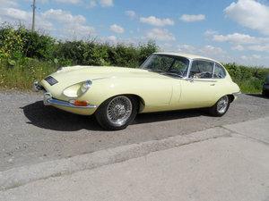 1968 Jaguar E-Type Series 1.5 2+2 For Sale by Auction