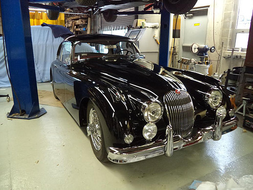 1959 Jaguar XK 150 Fixed head Coupe STUNNING For Sale (picture 1 of 6)