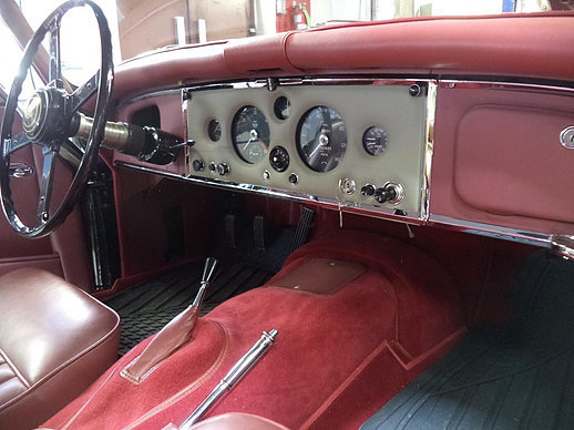 1959 Jaguar XK 150 Fixed head Coupe STUNNING For Sale (picture 5 of 6)