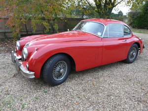 1959 Jaguar XK150 3.4 manual with overdrive - UK car For Sale
