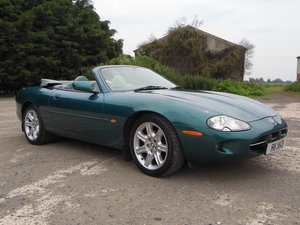 Beautiful 1997 Convertible xk8 For Sale