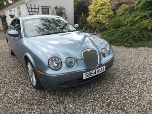 2004 Jaguar S-Type SE Diesel A at Morris Leslie Auction 17th Aug SOLD