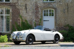 Jaguar XK150 3.4 DHC - LHD  1959 For Sale
