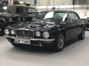 1977 Jaguar XJC Coupé 5.3 V12  For Sale