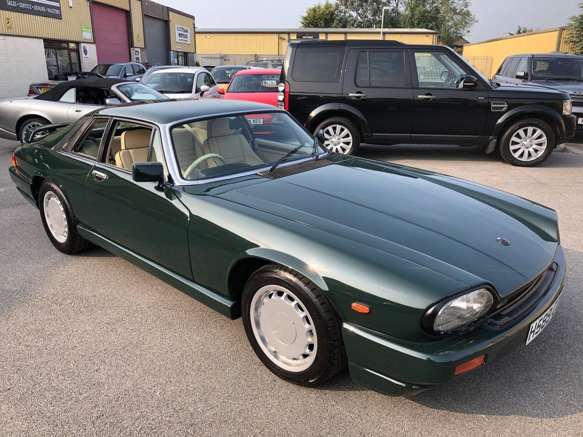 1991 Superb Jaguar XJR-S Sport 6.0 V12 Coupe Automatic For Sale (picture 1 of 6)