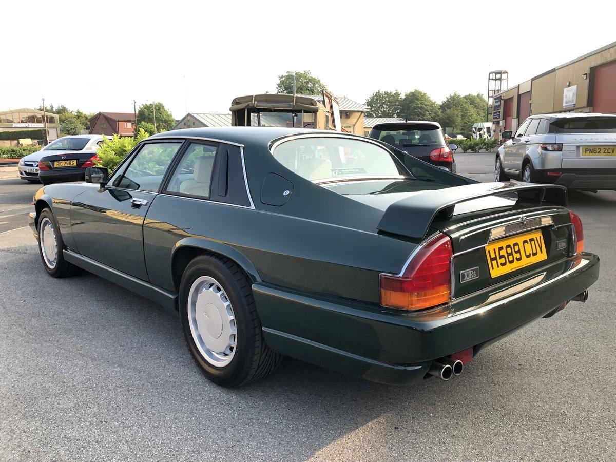 1991 Superb Jaguar XJR-S Sport 6.0 V12 Coupe Automatic For Sale (picture 2 of 6)