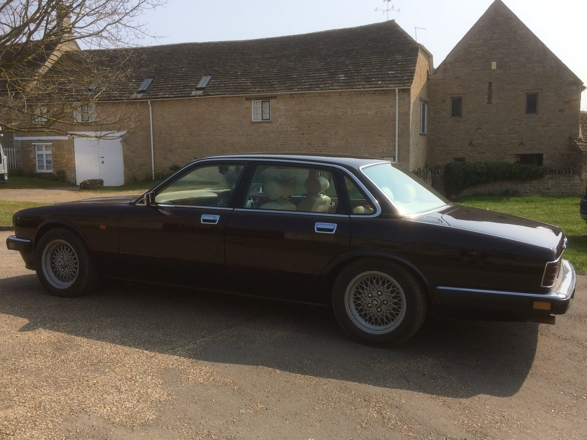 1994 Jaguar XJ12 (XJ81) For Sale (picture 2 of 6)