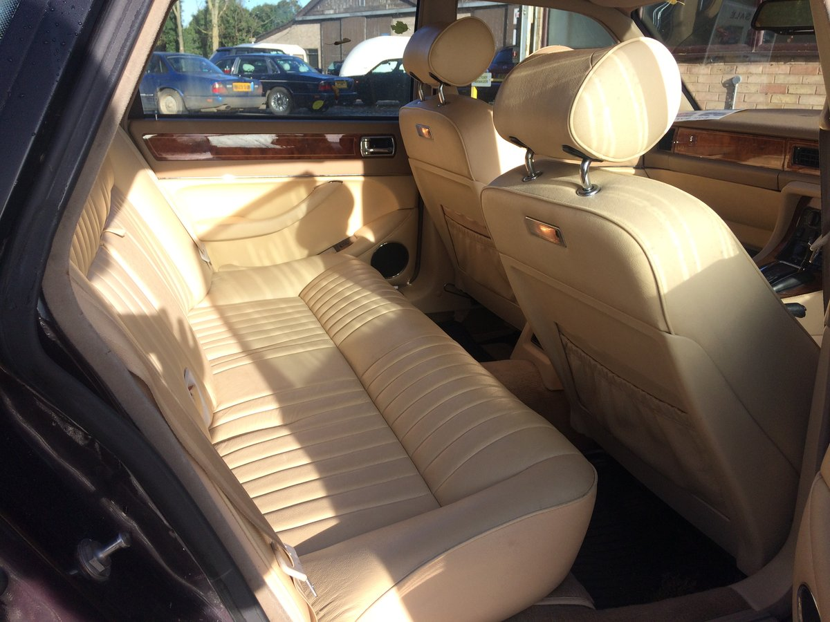 1994 Jaguar XJ12 (XJ81) For Sale (picture 5 of 6)