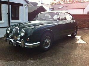 1960 Jaguar Mk2 3.8 MOD