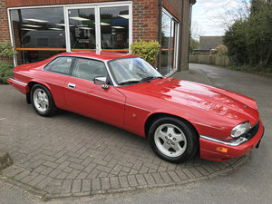 1993 JAGUAR XJS 4.0 COUPE (Just 18,000 miles from new) For Sale