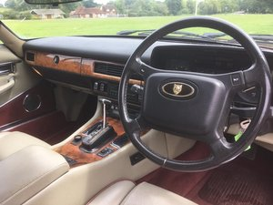 1990 XJS Coupe- rebuilt V12- new paint For Sale