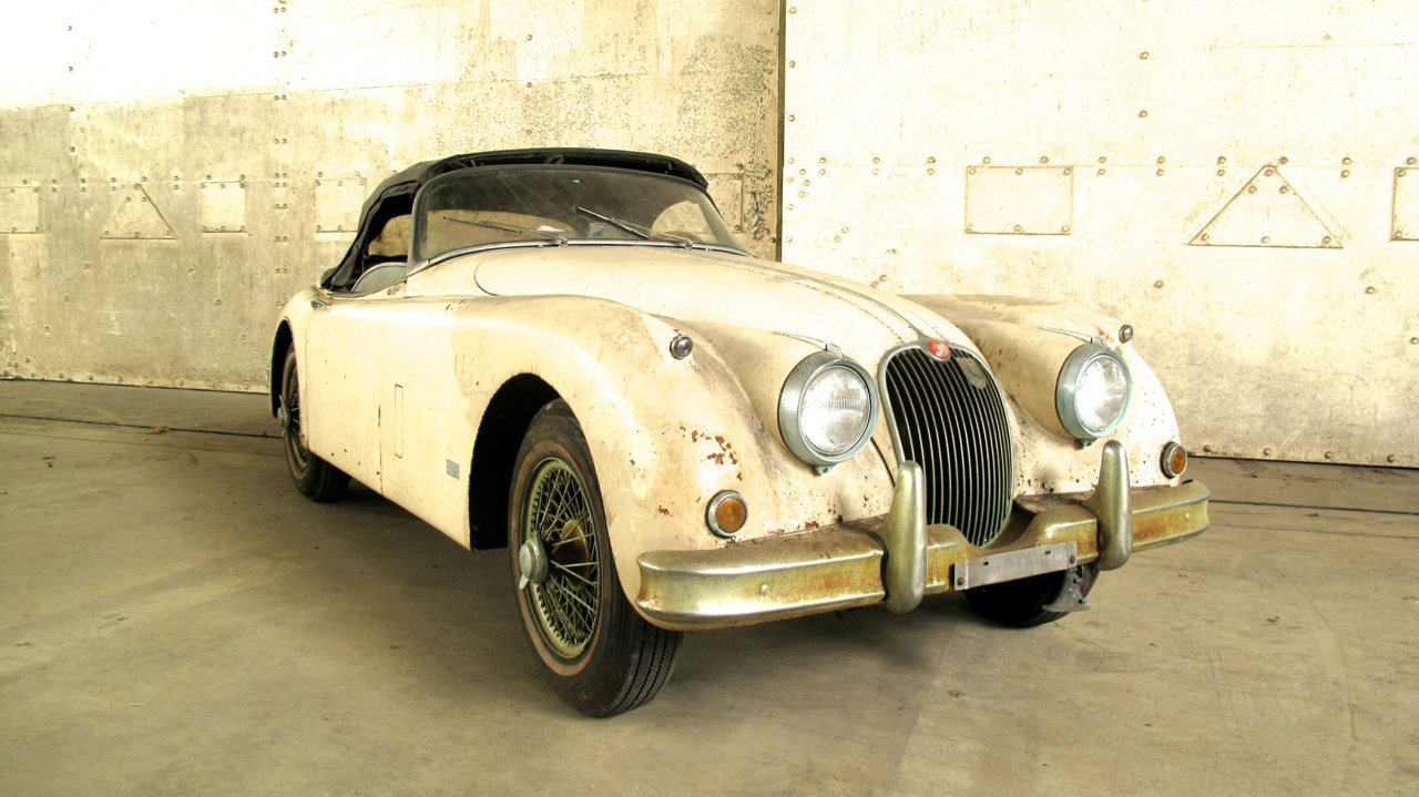 1958 Jaguar XK150S Roadster. The most original example. For Sale (picture 6 of 6)