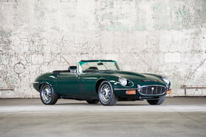 1973 Jaguar E-Type Series III Roadster For Sale