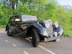 1939 SS Jaguar 3.5l Saloon Full Steel