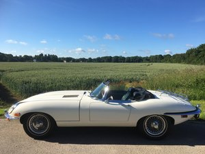 1969 Jaguar E-Type Series II Roadster (LHD)  For Sale