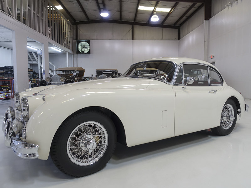1958 Jaguar XK150 Fixed Head Coupe For Sale (picture 1 of 6)