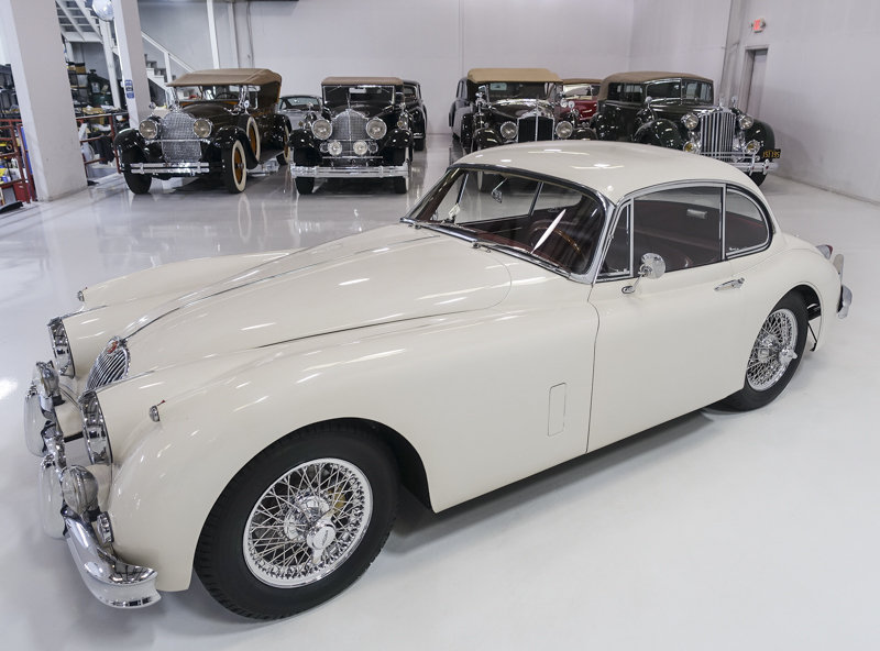 1958 Jaguar XK150 Fixed Head Coupe For Sale (picture 2 of 6)
