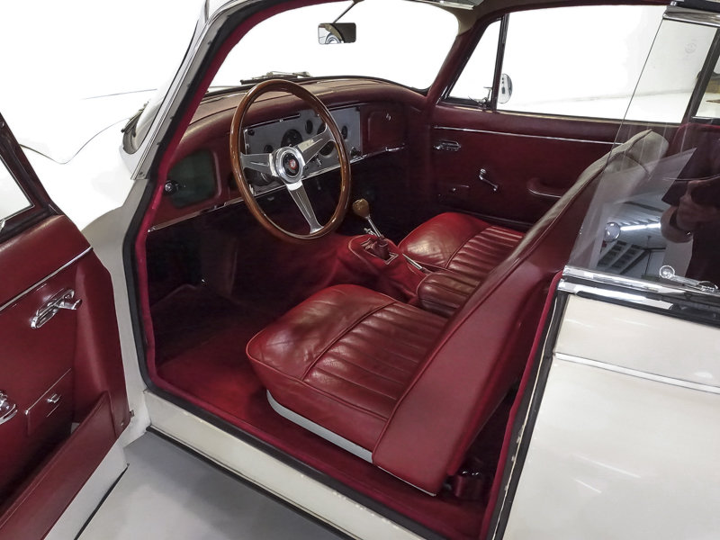 1958 Jaguar XK150 Fixed Head Coupe For Sale (picture 3 of 6)