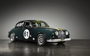 1964 JAGUAR 3.8 MKII GROUP N HISTORIC TOURING CAR For Sale by Auction