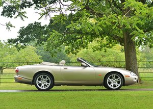 2004 Jaguar XK8 SOLD by Auction