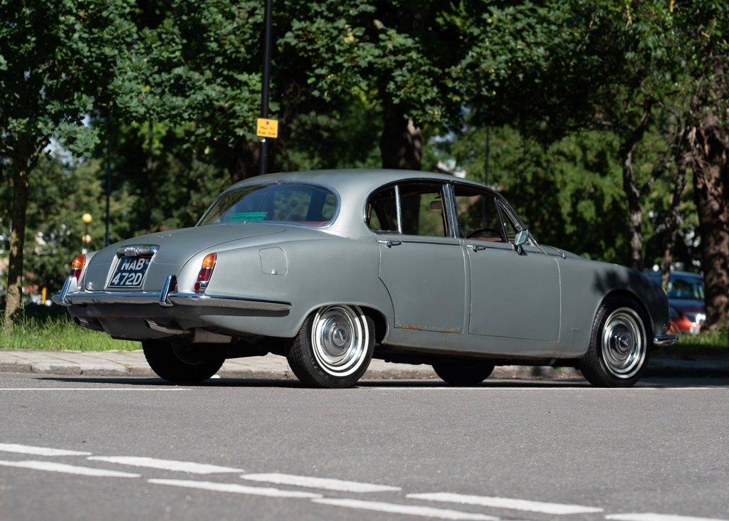 1966 Jaguar S-Type (3.8 Litre) SOLD by Auction   Car and ...