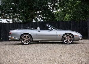 1999 Jaguar XKR Convertible SOLD by Auction