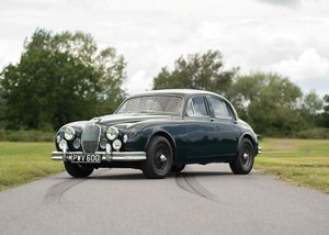 1957 Jaguar Mk. I Fast Road Specification SOLD by Auction