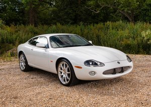 2004 Jaguar XKR Coup For Sale by Auction