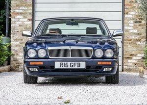 1997 Jaguar XJ Executive SOLD by Auction