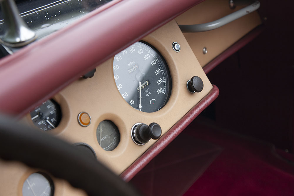 1952 JAGUAR XK120 DROP HEAD COUPE LHD In Beamish Auction Jul SOLD (picture 6 of 6)