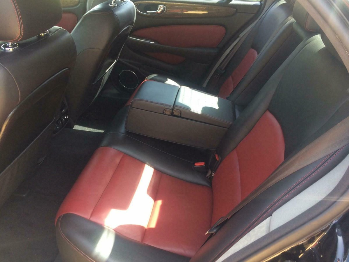 2004 Jaguar XJR 4.2 Auto Supercharged. 52k Miles Fsh Immacul For Sale (picture 6 of 6)