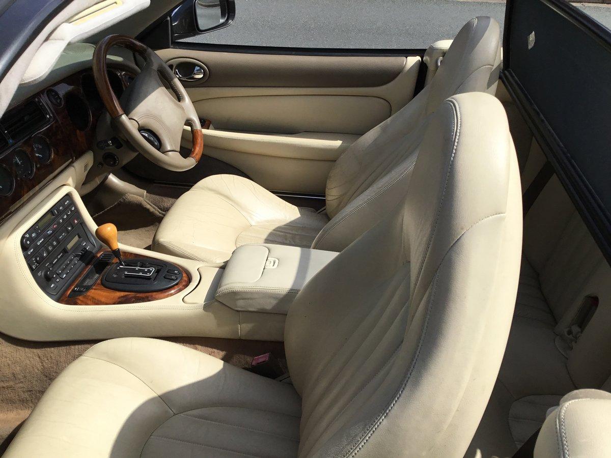 1996 Jaguar xk8 convertable For Sale (picture 2 of 6)