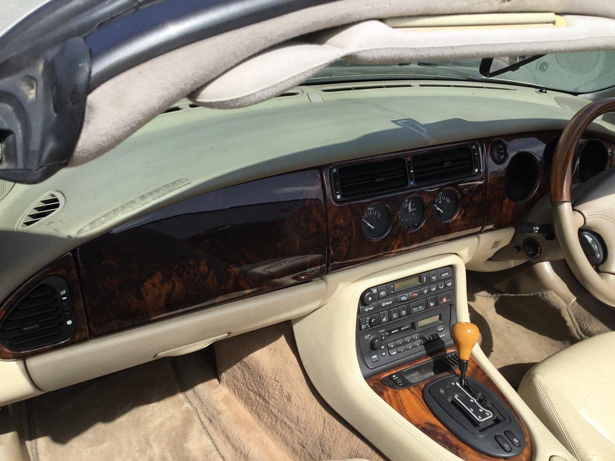1996 Jaguar xk8 convertable For Sale (picture 3 of 6)