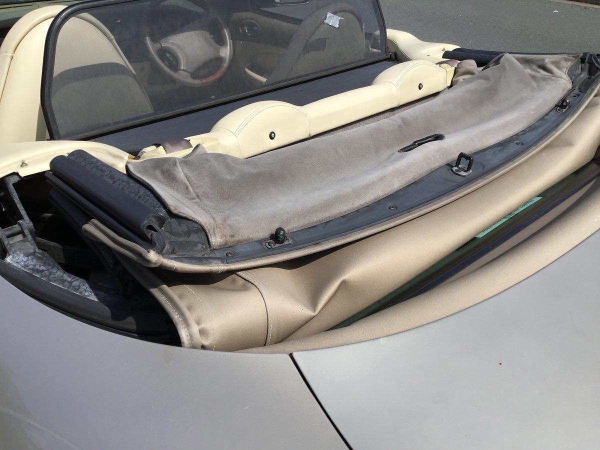 1996 Jaguar xk8 convertable For Sale (picture 4 of 6)